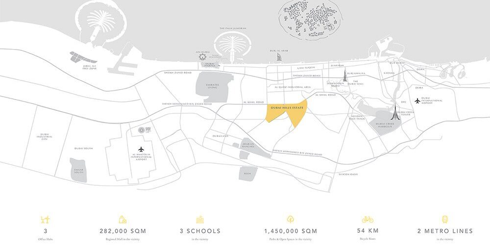 Collective-location-map